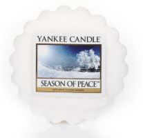 Vonný vosk Yankee Candle SEASON OF PEACE