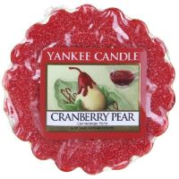 Vonný vosk Yankee Candle CRANBERRY PEAR